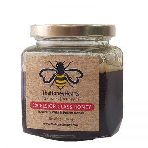 The Honey Hearts Excelsior Wild Jungle Honey Tualang