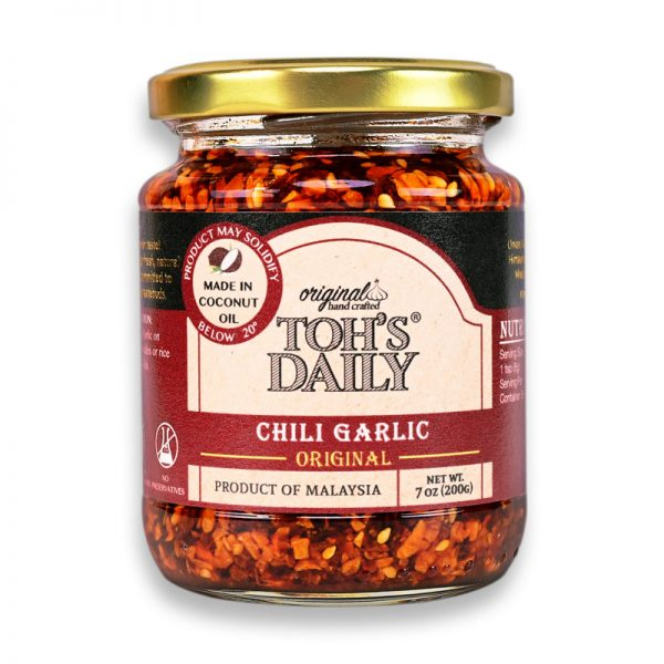Toh's Chili Garlic Original